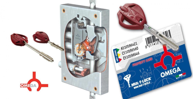 Προσφορά – OMEGA PLUS Κλειδαριά θωρακισμένης πόρτας